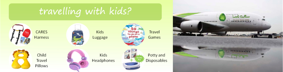 Travelling with Kids?  Little Gulliver is here to help.