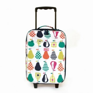 Penny Scallan Wheelie Bag - Pear Salad